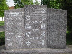 BDE Memorial OIF 2